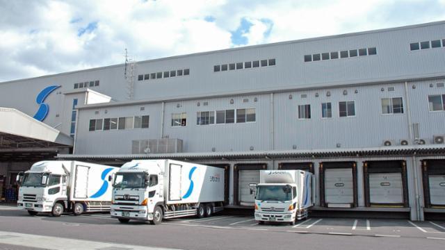 シモハナ物流 岡山デリバリー営業所-1の画像・写真