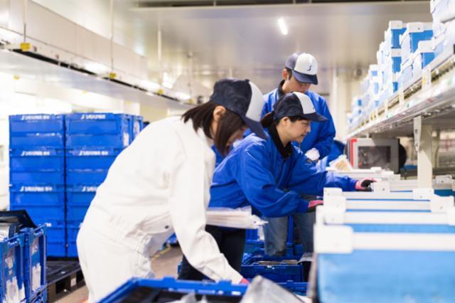シモハナ物流 福岡第一営業所-2の画像・写真